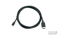 GoPro HDMI Cable for HERO3 only