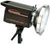 Hot lights, studio strobes, meters, stands, umbrellas, softboxes and other accessories