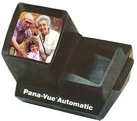 Pana-Vue Automatic Slide Viewer