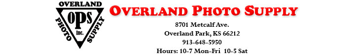 Overland Photo Supply 8701 Metcalf Ave Overland Park KS 66212